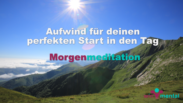 morgenmeditation