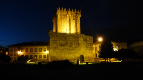 Burg in Chaves